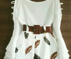 fashion, moda, and white image
