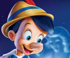 disney, pinocchio, and wallpaper image