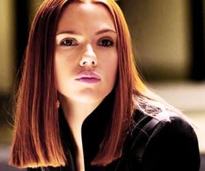Scarlett Johansson and natasha romanoff image