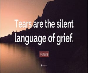 cry, emotions, and quote image