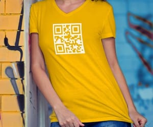 amour, coeur, and qrcode image