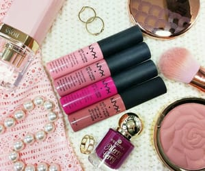 accessoires, fashion, and maquillage image