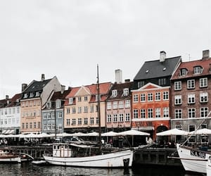 city, copenhagen, and discover image