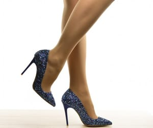 art, shoes, and stiletto image
