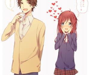 anime, anime girl, and sadistic image
