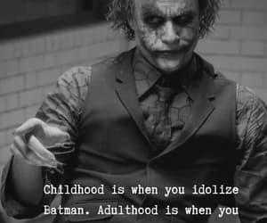 asylum, batman, and crazy image
