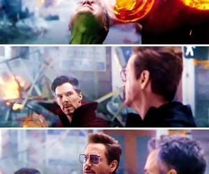 Avengers, Marvel, and doctor strange image