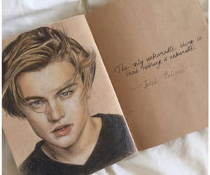 art, celebrity, and draw image