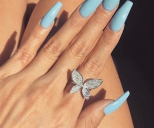 beach, beauty, and ring image