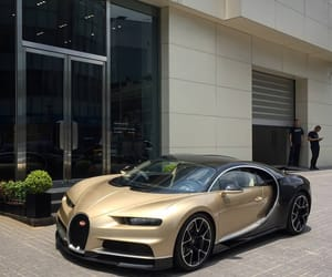 bugatti, luxury, and car image