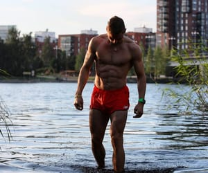 fit, shirtless, and finnishboy image