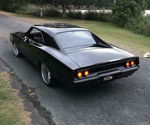 1968, back, and black image