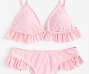bathing suits, bikini, and fashion image