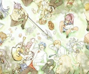 anime, angel beats, and cute image