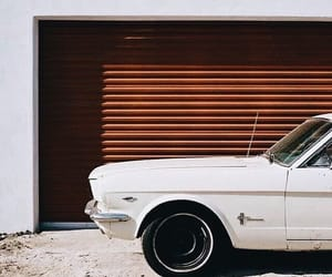 car, white, and aesthetic image