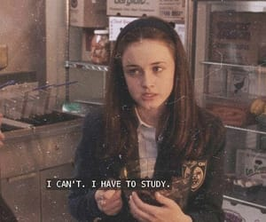 study, gilmore girls, and quotes image