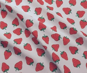 strawberry, theme, and soft image