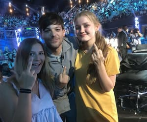 fans, judge, and louis tomlinson image
