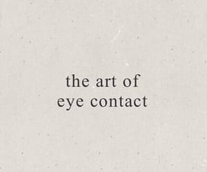 art, eye contact, and her image