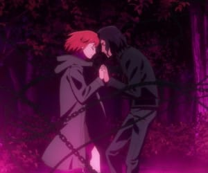 couple, pair, and chise image