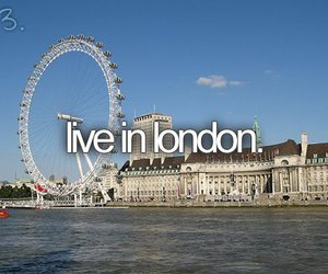 london, live, and city image