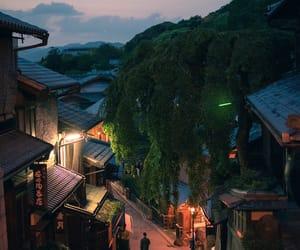 japan, night, and travel image