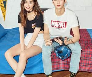 astro, doyeon, and eunwoo image
