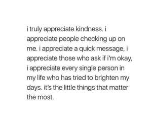 appreciation, brighten, and kindness image