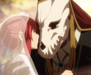 mahou tsukai no yome and the ancient magus bride image