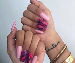 inspiration, nails, and goals image