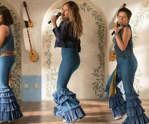 mamma mia, young tanya, and young rosie image