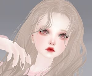 archive, girl, and imvu image