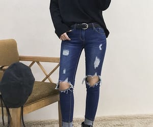 clothes, korean, and koreanstyle image