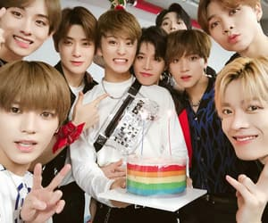 nct, mark, and nct 127 image