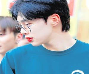 boy, hyunbin, and icon image