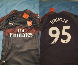 Arsenal, emirates, and jersey image