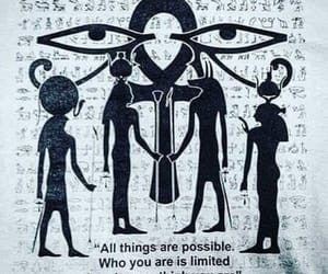 ancient, egypt, and life image
