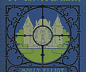 book cover, margaret armstrong, and molly elliot seawell image