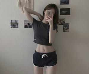 asian, ulzzang, and body image