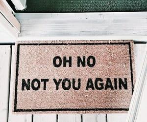 carpet, inscription, and door image