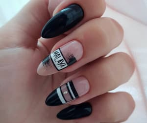 beautiful, girly, and nails image