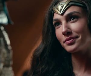 DC, gal gadot, and justice league image