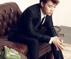 asian, infinite, and sunggyu image