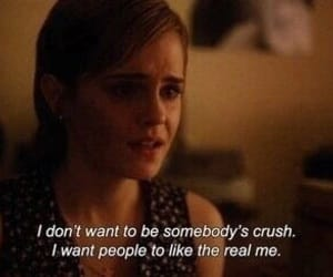 emma watson, quotes, and crush image