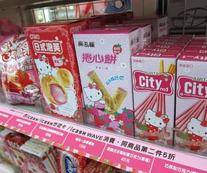 HelloKitty, japanese sweets, and japan image