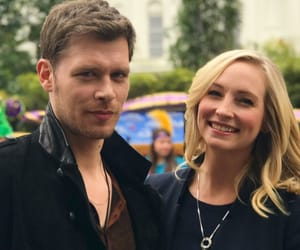 klaus, joseph morgan, and klaroline image