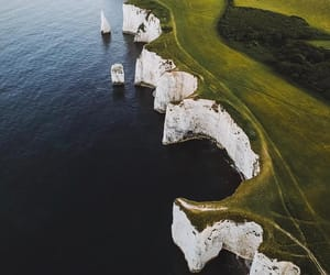 The White Cliffs of Dover, North Downs Formation, Kent, England, UK
