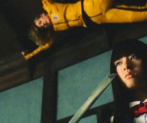 kill bill, movie, and uma thurman image