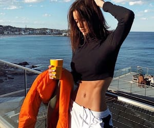 abs, body, and fashion image