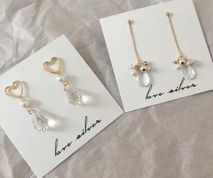 aesthetic, earrings, and jewelry image